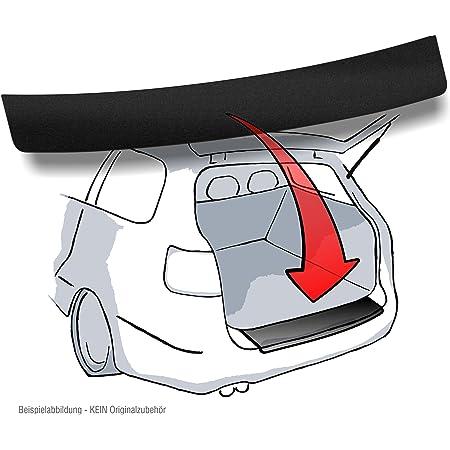 Lackschutzfolie Schutzfolie Ladekantenschutz In Gebürstet Aluminium Anthrazit Und Passgenau Für Fahrzeugmodell Siehe Beschreibung Lackschutz Autoschutzfolie Passend Auto