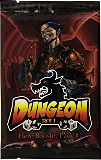 Dungeon Roll Hero Booster #1 Dice Game Expansion