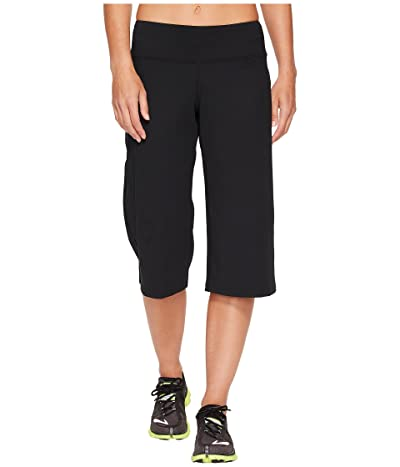 Brooks Greenlight Relaxed Capri Pants (Black) Women