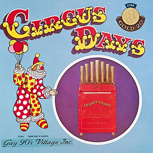 Authentic Circus Calliope Clown Music By Circus Days On Amazon Music Amazon Com Explore our selection of circus music. authentic circus calliope clown music