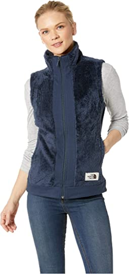 Furry Fleece Vest