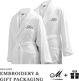 his and hers bathrobes uk
