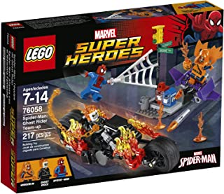 LEGO Super Heroes 76058 Spider-Man: Ghost Rider Team-up