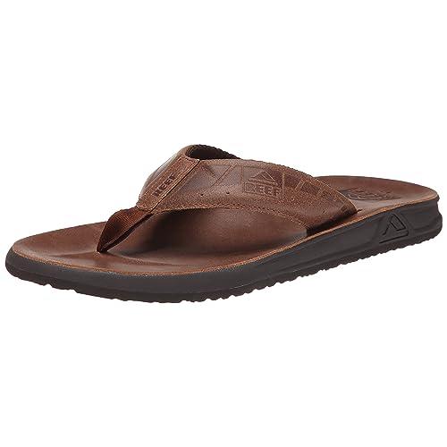 d912de0e712d6 Mens Sandals Leather  Amazon.com