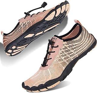 Mabove Chaussures de Aquatiques pour Hommes Femmes Chaussures de Nager Chaussures de Plage et d'eau GR 36-48 EU