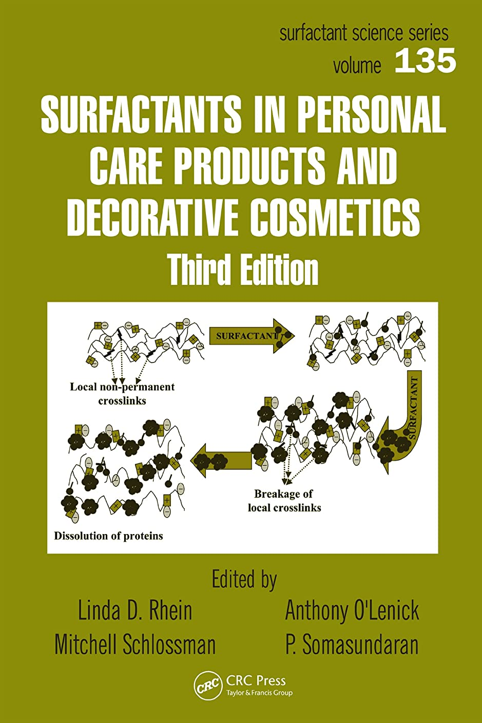 寄託独立した近代化Surfactants in Personal Care Products and Decorative Cosmetics (Surfactant Science Book 135) (English Edition)
