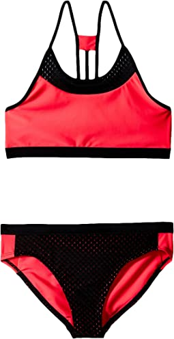 UA Racer Two-Piece Bikini (Big Kids)