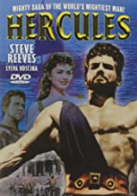 Hercules Mighty Saga of the World's Mightiest Man