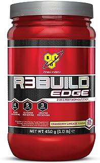 BSN Rebuild Edge Recuperador, Cranberry Lime - 450 g