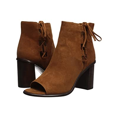 Frye Amy Side Ghillie (Nutmeg) Women