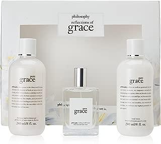 Philosophy Pure Grace 3 Piece Fragrance Set for Women