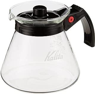 カリタ Kalita コーヒーサーバー 電子レンジ対応 102ドリッパー用 500ml N 2~4人用 #31205