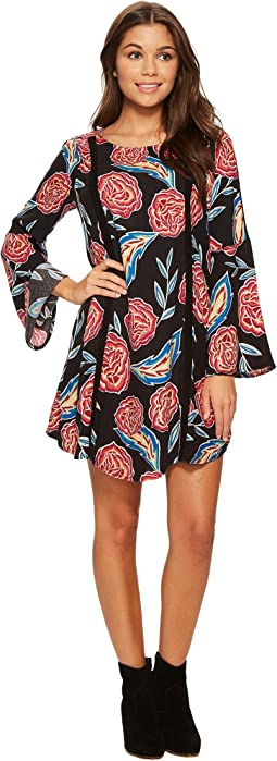 Roxy - East Coast Dreamer Printed Dress
