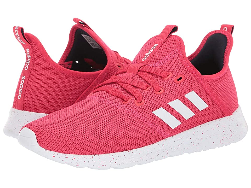 adidas Cloudfoam Pure (Active Pink/Footwear White/Legend Ink) Women's Shoes