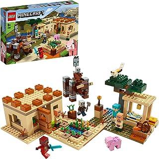 レゴ(LEGO) マインクラフト イリジャーの襲撃 21160