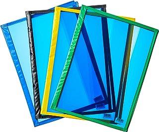 Goodie 99, Capa para Caderno Acetato, Multicolor, Pacote de 25