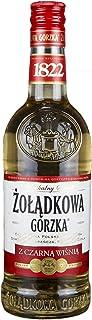 odkowa Gorzka Schwarzkirsche | Polnischer Wodka | 34%, 0,5 Liter