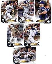 2016 Topps Baseball Master San Diego Padres Team Set of 22 Cards with Craig Kimbrel(#13), Jedd Gyorko(#40), Matt Kemp(#112), Melvin Upton Jr.(#124), Colin Rea(#141), Yangervis Solarte(#148), Joaquin Benoit(#163), Travis Jankowski(#184), Alex Dickerson(#281), San Diego Padres(#315), Yonder Alonso(#345), Tyson Ross(#354), Cory Spangenberg(#362), Jon Jay(#385), Brett Wallace(#415), Robbie Erlin(#473), Austin Hedges(#502), James Shields(#541) and others Snap Case