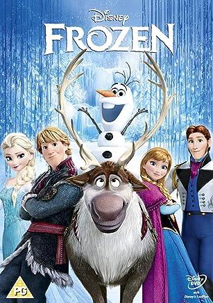 Frozen [DVD] リージョン2 PAL [Import]
