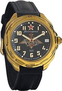 ab924a24027c1 Vostok komandirskie VDV 2415 219630 Russe Militaire Montre Mécanique