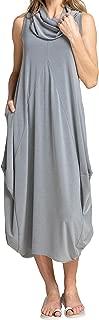 Sympli Womens Sleeveless Dream Dress Style 28104