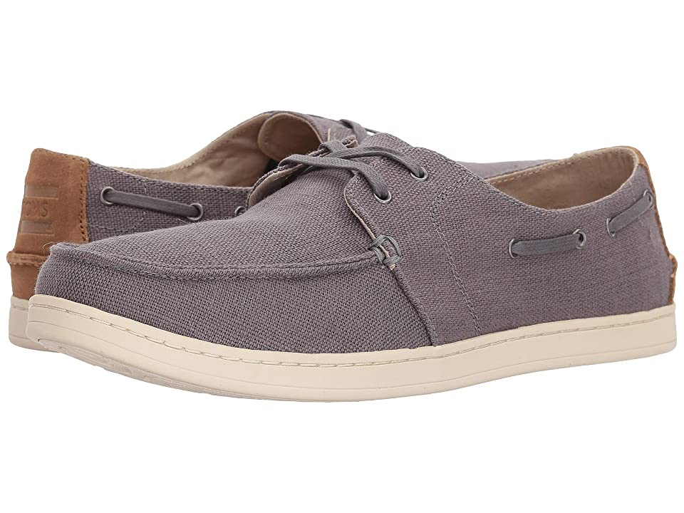 TOMS Culver Lace-Up (Shade Heritage Canvas) Men