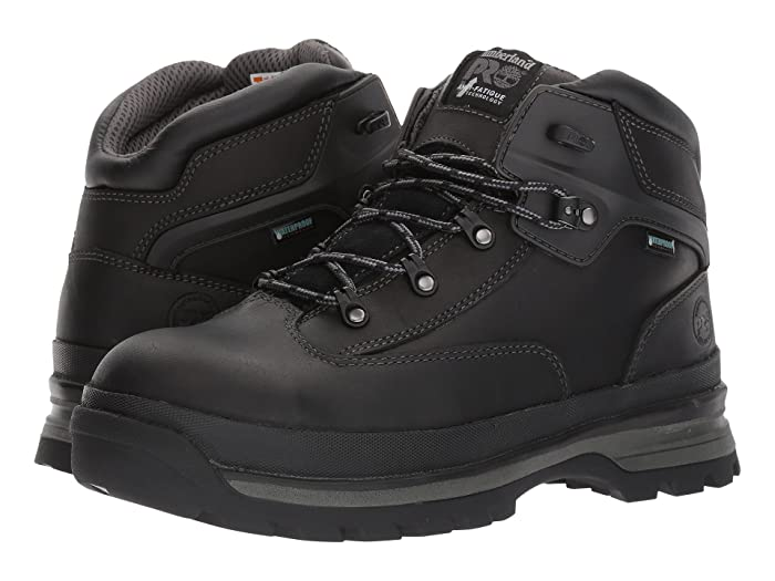 360dd884f8ab4 Timberland PRO Euro Hiker Alloy Safety Toe Waterproof | Zappos.com