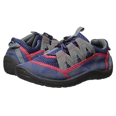 Northside Kids Brill II Water Shoe (Little Kid/Big Kid) (Navy/Red) Kid