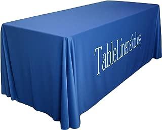 custom tablecloth with logo