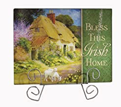 هدية أبي أبي بيي بليس ذيس إيرلندي لوح تقطيع منزلي