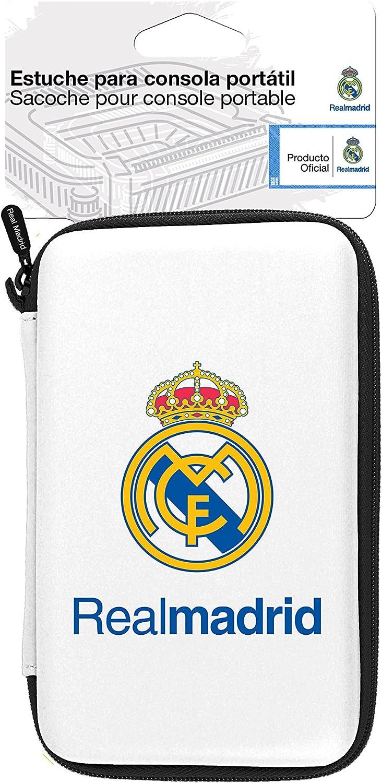 Subsonic - Caso Rígido Con Licencia Oficial Real Madrid (New Nintendo 3DS, New Nintendo 3DS XL, PSP, PS Vita): Amazon.es: Videojuegos