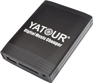 Yatour YT M06 FA BT Musik Adapter USB, SD, AUX, Bluetooth Freisprecheinrichtung für Fiat, Lancia, Alfa Romeo cd wechsler