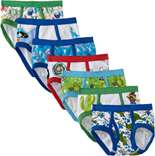 Disney Little Boys' Toy Story 7-Pack Brief