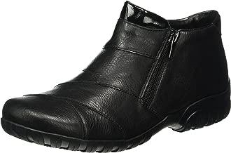 Rieker Womens Boots Black
