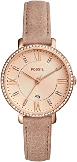Fossil Casual Watch Analog Display Japanese Quartz for Women