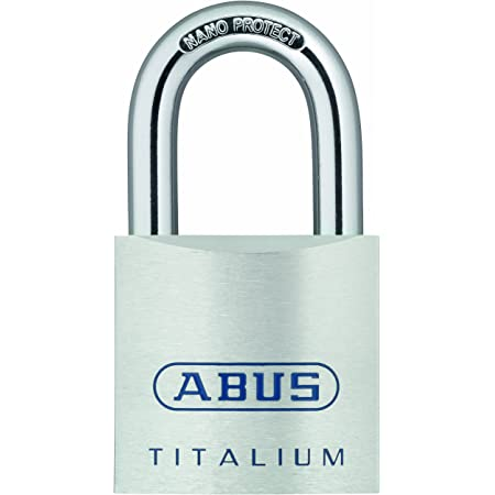 including 3 Keys ABUS Titalium Double Cylinder with hardship and dangers function