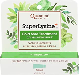 Quantum Health, Lipcare Super Lysine Cream, 0.75 Ounce