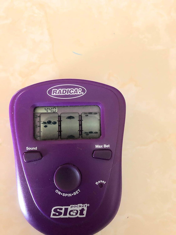 Radicas Pocket Max 50% OFF Slot - 2006 purple 2021 new