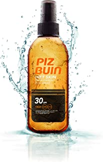 Piz Buin Transparent Wet Skin Spray SPF30, 150 ml