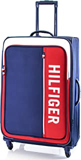 Winston Softside Expandable Spinner Luggage, Navy, 28 Inch