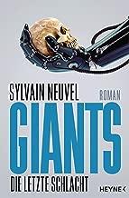 Giants - Die letzte Schlacht: Roman (Giants-Reihe 3) (German Edition)