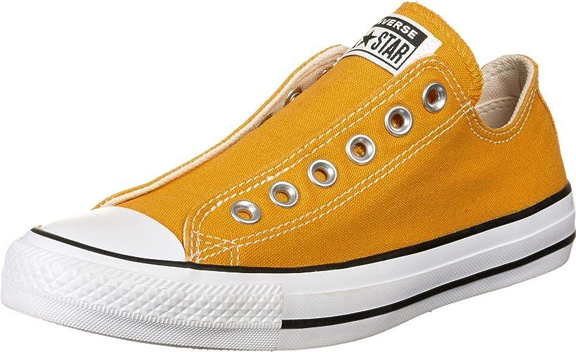 Converse Chuck Taylor all Star Slip - Slip - Sunflower Oro Canvas