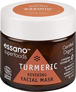 Essano Superfoods Turmeric Reviving Facial Mask, 50g