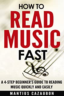 How To Read Music Fast: A 4-Step Beginner's Guide To Readi