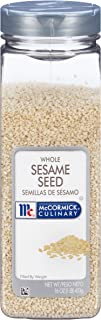 McCormick Sesame Seed Whole Mcculinary, 16 OZ