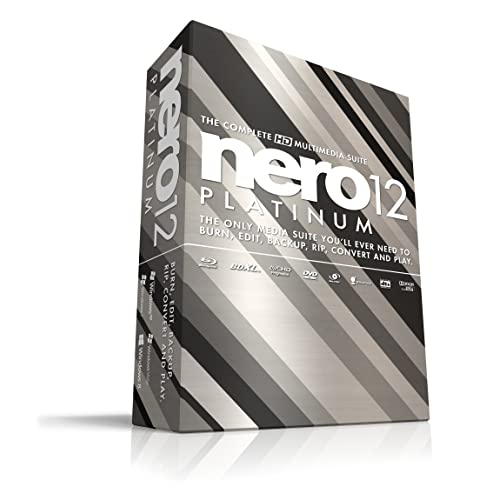 NERO 12 Platinum (PC)
