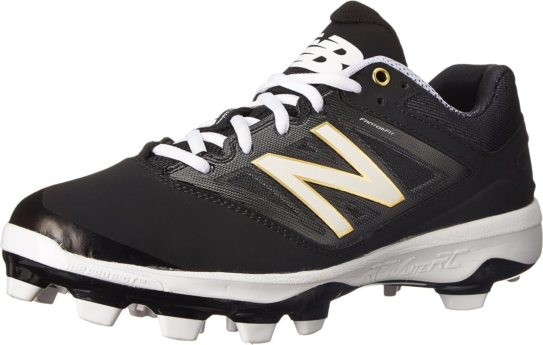 New Balance Men's PL4040V3 TPU Baseball shoes