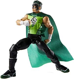 WWE The Hurricane Elite Collection Action Figure with Realistic Facial Detailing, Iconic Ring Gear & Accessories