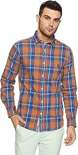 Amazon Brand - House & Shields Men's Regular Fit Casual Shirts
