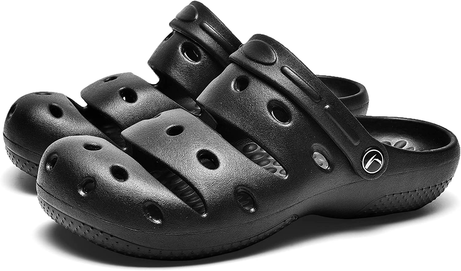 Axcone Mens Garden Clogs Shoes Sandals Slippers